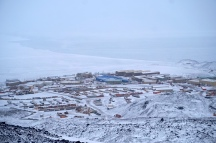 McMurdo from up top.